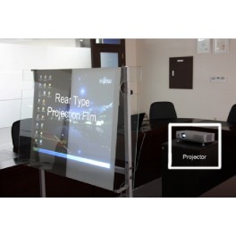 Rear Projection  (CL) (Clear)