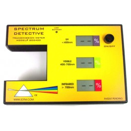 Solar Spectrum Meter