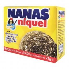 Estropajo Nanas 1 ud