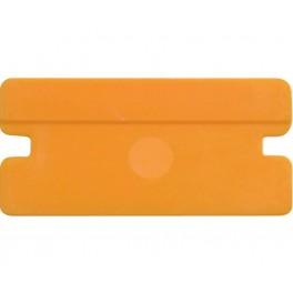 Repuesto Cuchillas  Plastico:  Rascador 4 cm pequeño 10 uds