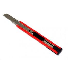 Cutter Plastico Rojo