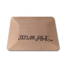Espatula Teflon Oro 4''